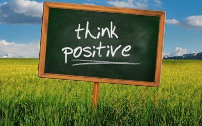 Pensez positif pour vous sentir mieux